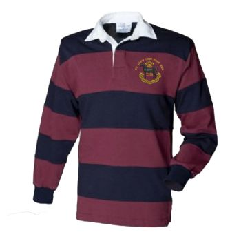 23 AMPH Embroidered Rugby Shirt